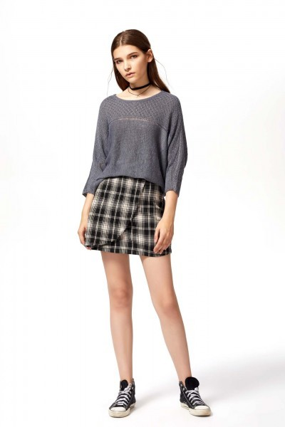 KNIT WIT (grey)